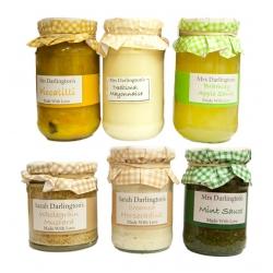 Miss Darlingtons Condiments