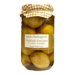 Miss Darlingtons Pickled Onions