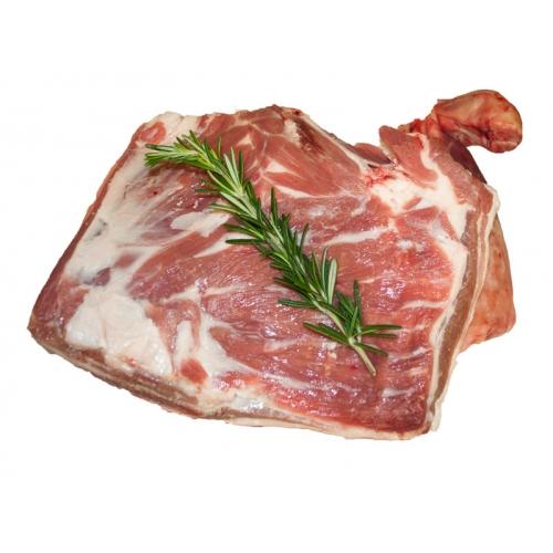 roast of lamb with fresh herbs roast shoulder of lamb primal lamb ...