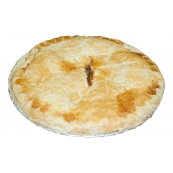 Small Beef & Onion Pie