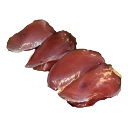 Pigeon Breasts (pack of 4)