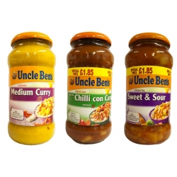 Uncle Ben's Sauces